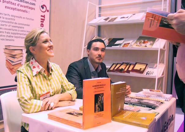 Salon du Livre 2009 - Anne Cossé