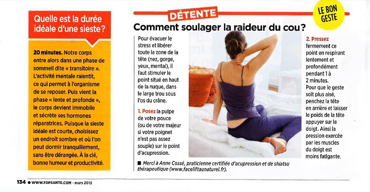 Top Santé - mars 2013