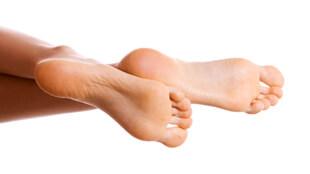 Plante des pieds, réflexologie plantaire