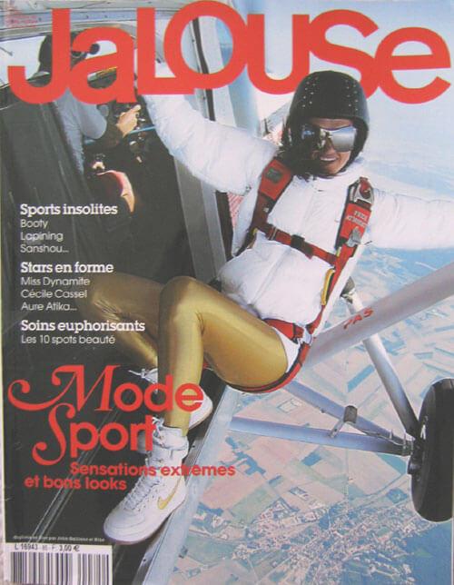 Jalouse nov 2005 | Anne Cossé