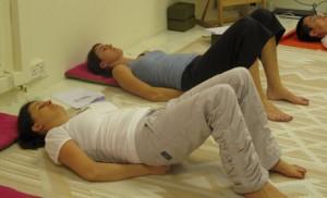 Acuyoga | Exercice cou et épaules