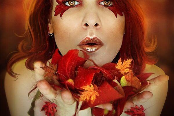saison, automne, 5 éléments