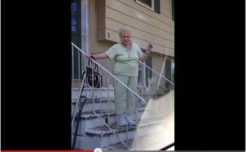 vidéo grand-mère dansante