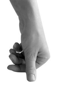 Comment appuyer sur les points d'acupression