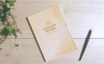 le cahier de gratitude