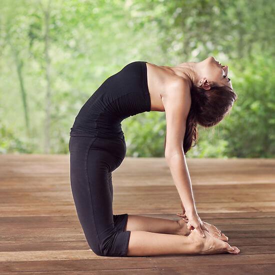 Yoga De La Bonne Humeur 3 Postures